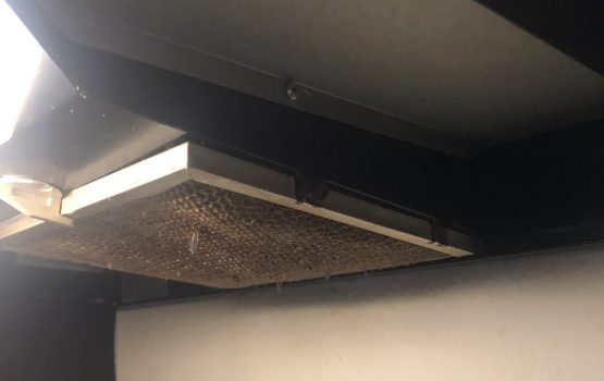 Oven Vent with Bird Nest